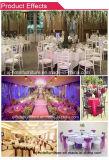 Tabella di banchetto di legno rotonda per la cerimonia nuziale/ristorante/hotel