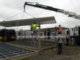 Bewegliches vorfabriziertes/Fertigbehälter-Haus für Construstion Bereich