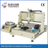 Router CNC 4 Eixos Máquina de gravura para trabalhar madeira