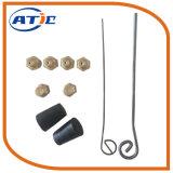Capacidade do funil 4.7L argamassa de cimento pulverizador, Pulverizador de estuque de cimento