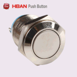 2018新しい小型10mm防水瞬時の押しボタンスイッチ