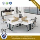 Poste de travail en bois moderne de Tableau d'ordinateur de meubles de bureau (UL-NM027)