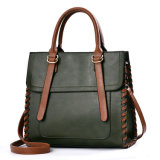 De hete Europese Stijl van de Verkoop Dame Crossbody Bag Leather Handbag voor Vrouwen