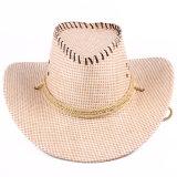 Custom Sun Red Hat бумаги крышку колпака соломы