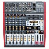 Mezclador de audio digital con función de reducir el ruido para Karaoke