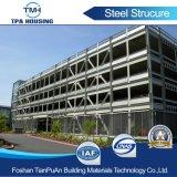 Estrutura de aço leve econômica para o projecto de auxílio ao estacionamento