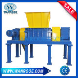 Industrial plastic Woven Bag Metal recycling double shank Shredder