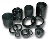 Los tubos de carburo de silicio Sic manguito Bush