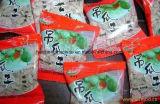 Pistache, sucre, des tranches de pomme de l'emballage de la machine (VFFS) 420c