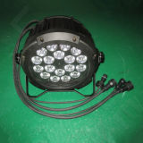 Im Freiendj positionieren den UV 18X10W LED NENNWERT RGBWA