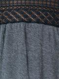 Decorazione Sweatershirt del cinturino delle donne su ordinazione
