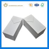 Rectángulo de regalo de empaquetado de papel impreso Cmyk modificado para requisitos particulares