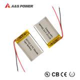 Batteria ricaricabile dello ione del trasduttore auricolare 10160 85mAh Li di Tws con il PCM ed il collegare