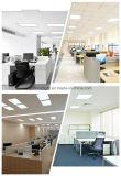 Aprobado por UL Sala de Exposiciones, uso hospitalario de la luz del panel de LED blanco