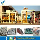 Máquina de Bloqueio Automático PLC Afraic Médio Máquina de bloco de concreto