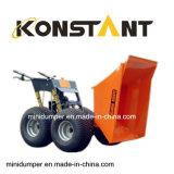 Mini Dumper с цепным приводом 4WD Power Barrow