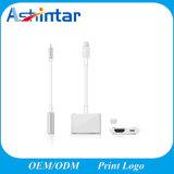 Het aansteken van de Digitale AV Adapter van de Kabel van de Vertoning van TV HD van de Adapter HDMI voor iPhoneReeks
