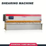 De Plaat van de Schommeling van Yawei scheert De Reeks van de Werktuigmachine QC12/11y