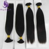 Massa ondulata naturale dei capelli umani del Virgin di colore naturale non trattato