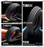 Flacher heißer Marken-LKW-Reifen der Verkaufs-11r22.5 Timax