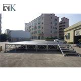 Stadium van het Aluminium van Rk het Draagbare met Hoogte Adjustiable voor OpenluchtGebeurtenis