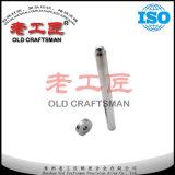 炭化タングステンオイルの吹き付け器のための磨かれた弁の部品