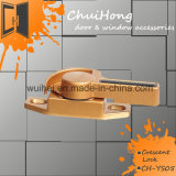 L'alta qualità all'ingrosso in lega di zinco la serratura della maniglia di portello della pressofusione per il migliore prezzo
