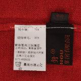 El GN1729 Yak y mezcla de lana suéter de cuello redondo fina para dama