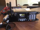Radio de radio móvil del vehículo en la venda inferior 30-88MHz del VHF