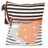 Mehrfachverwendbares Ineinander greifen-Taschen-Windel-Beutel-bewegliches Baby-nasser trockener Beutel für Tuch-Windel-Badeanzug