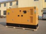無声タイプ20kwの発電機セットの単一フェーズ