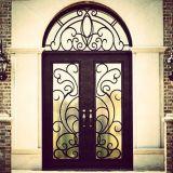 Neue Entwurfs-bearbeitetes Eisen-Tür