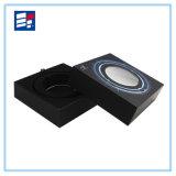 Rectángulo electrónico de encargo del producto del papel especial para el auricular de empaquetado