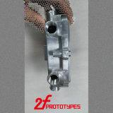 Máquina del CNC, piezas del CNC, piezas de metal, 5-Axis piezas, piezas de aluminio