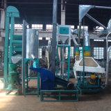 Estrutura de aço a moagem de milho da fábrica de moagem de milho