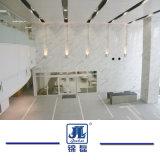 싼 중국 높은 Polished 자연적인 Carrara 싱크대 벽 싱크대를 건축하는 지면 도와 석판 단계를 위해 Guangxi 백색 백색 비취 또는 조상 백색 또는 대리석