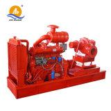 La lucha contra incendios Sistema de bomba de incendio del motor Diesel Bomba de agua eléctrica