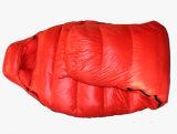Heißes verkaufendes mit Kapuze im Freienkampieren hinunter Schlafsack