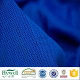 Tessuto di maglia durevole del poliestere 100 per il rivestimento dell'indumento