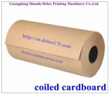 L'impression automatique avec la presse électronique pour l'arbre de carton ou papier mince (DLYA-81200P)