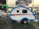 Casa sulle rotelle/caravan del motore in caldo