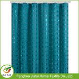 Tenda di acquazzone libera lunga dell'azzurro di blu marino della tenda della vasca da bagno per la casa