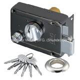 Las ventas de traba de la noche caliente del cilindro fijo con Super Cross Keys