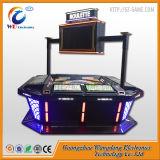 Máquina de juego eléctrica de la ruleta de 12 jugadores para el casino