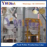Assistenti tecnici disponibili di installazione per la linea di produzione della pallina dell'alimentazione