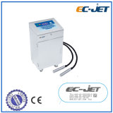 Принтер Ink-Jet Двойн-Головки непрерывный для маркировки коробки (EC-JET910)