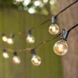 IP65 G40 Globe Chaîne pour la décoration d'éclairage à LED