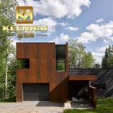 معدن [كلدّينغ بنل] [كرتن] فولاذ بناية ألواح لأنّ تصميم