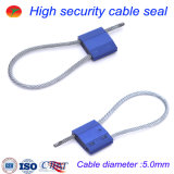Verbinding van de Kabel van de Veiligheid van de Aanhangwagen van de bescherming de Hoge met Streepjescode en Nummering