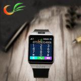 2017 relógio esperto ajustado máximo do telefone móvel do presente do Natal Dz09